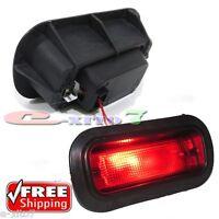 Honda Acura Civic Prelude JDM & EDM Rear Bumper BULB Foglight Fog Light Lamp Red