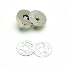 14mm 18mm Magnetic Snap Fasteners Clasps Buttons For Handbag Craft Sewing