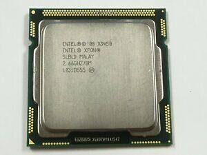 Intel Xeon X3450 / SLBLD  2.66GHz 8MB Quad-Core CPU LGA1156