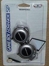 Nintendo Gameboy Advance SP offizielle Stereokopfhörer NAGELNEU & OVP! selten!