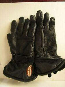 Harley Davidson Leather Gore-Tex Women's Size Medium Gloves