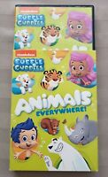 Bubble Guppies: Animals Everywhere **DISC IS IN MINT CONDITION**