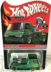 Hot Gas Monkey Garage RLC Ford Custom ECONOLINE Pickup HOLIDAY HI-PO Hauler