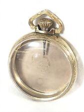 Keystone Elgin Grade 616 10K Rgp Of Pocket Watch Case Triangular Bow 20895