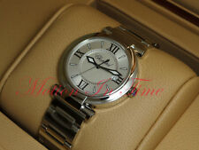 Chopard Imperiale 36mm Stainless Steel Quartz Silver Dial With B&P 388532-3002