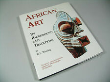 AFRICAN ART R.S.WASSING BACKGROUND AND TRADITIONS