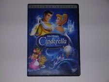 2005 Walt Disney CINDERELLA Platinum Edition 2 Disc DVD Movie Set OOP VAULT