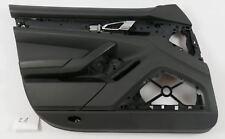 Porsche Panamera Turbo 2010 - Türpappe Türverkleidung Tür vorne links schwarz