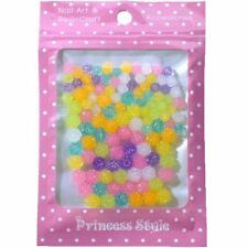 Japanese Konpeito tiny beads fake Kompeito sugar candy for handcrafted lots 100p