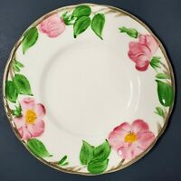 FRANCISCAN Bread Butter Plates Desert Rose Made in USA #422 #121 Vintage 2X