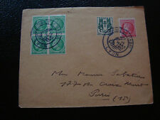 FRANCE - enveloppe 1er jour 15/3/1947 (journee du timbre lyon) (cy54) french