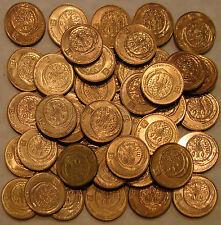 50 Ancient Widows Widow's Mite Mites on Modern Israel Israeli 5 Agorot Coins LOT