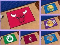NBA Licensed Starter Area Rug Floor Mat Carpet Man Cave - Choose Your Team