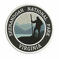 Shenandoah Park - Car Truck Window Bumper Graphics Sticker Decal Souvenir