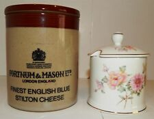 """FORTNUM & MASON"" TWO CONTAINERS FROM DIFFERENT DEPARTMENTS IN THE STORE"