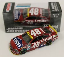 2015 JIMMIE JOHNSON #48 Lowes Red Vest 1:64 Action Diecast In Stock Free Ship