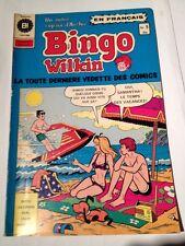 Bingo Wilkin # 9 Edition Heritage