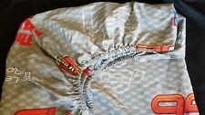 Disney Pixar  Cars Fitted Sheet Race The Challege  Rusteze Racing Gaskits Twin