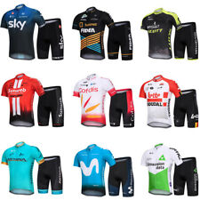 2020 Men's Cycling Short Sleeve Jersey Set Shorts Bicycl 00006000 e Outfits Bike Clothing