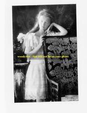 "mm350 - young  Grand Duchess Olga Romanov -  Royalty photo 6x4"""