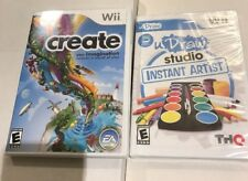 U Draw And Create For WII