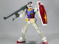 Bandai Chogokin GD-16 Mobile Suit Gundam RX-78-2 Gundam 1/144 Scale Amura Ray