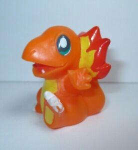 1996 Pokemon Finger Puppet Charmander #004 Gotta Catch em All Nintendo Bandai