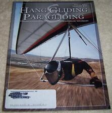 Hang Gliding & Paragliding Magazine February 2007