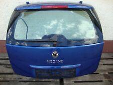 Renault Megane II Grandtour Kombi 2008 Kofferraumklappe Heckklappe RNA Blue