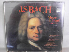 Bach- Messe in H-Moll- Joachim Martini- MDG 1984- Made in Japan- 2 CDs WIE NEU