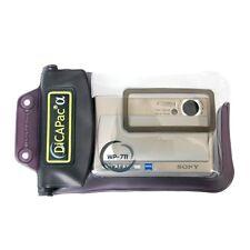 WATERPROOF HOUSING CAMERA CASE FOR SONY Cybershot DSC-T70 DSC-T5 DSC-T7 DSC-T9