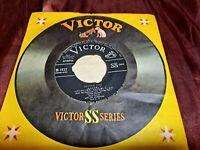 "7"" Elvis Presley, Jordanaires Lonesome Cowboy / Loving You SS1022 VICTOR Japan"