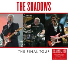 THE SHADOWS THE FINAL TOUR 2-CD ALBUM (Released July 3rd 2020) - IN STOCK