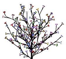 HAAC LED Leuchte Lichterbaum Kirschblüten 180 warmweißen bunten LEDs Höhe 180 cm