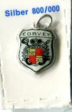 Antiker Bettelarmband Anhänger Corvey Silber 800 M_338