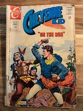 "Cheyenne Kid #63 ""On The Run"" Charlton Comics"