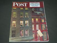 1948 JANUARY 3 THE SATURDAY EVENING POST MAGAZINE - ILLUSTRATED COVER - SP 49