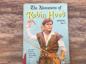 THE ADVENTURES OF ROBIN HOOD - ANNUAL No 3