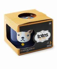 Totes Toasties Men's Blue One Size Mug & Socks Gift Set Accessory $25 497
