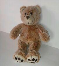 Vintage Looking Plush Brown Blended Bear 13 inch b3