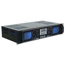Skytec Spl-700 Amplificatore DJ PA 2000w Usb-sd-mp3