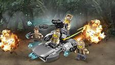 LEGO 75131 Resistance Trooper Battle Pack - STAR WARS 6-12anni