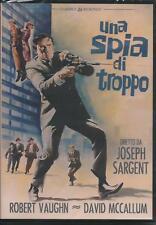 Una spia dei troppo (1966) DVD