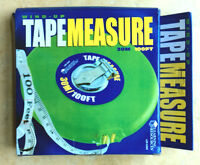 Tape Measure Wind-up Tape 100ft/10m  Learning Resources L0369
