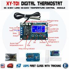 Xy-T01 Digital Thermostat Heating Refrigeration Digital Temperature Control