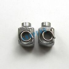 2 PCS NEEDLE CLAMP W/GUIDE # HT230670 FOR BARUDAN EMBROIDERY MACHINE