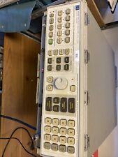 Hp 8568b Spectrum Analyzer On Display 100hz 15ghz Hewlett Packard