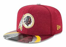 Washington Redskins 2017 NFL Draft On Stage 9Fifty Snapback Cap Hat New Era