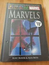 Ultimate Graphic Novels Collection Marvel Marvels Issue 15 NEW