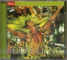 CD  Carnaval Brasiliano Samba Enredo - Karneval in Brasilien